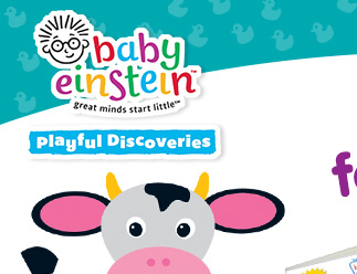 Disney Baby Einstein Playful Discoveries