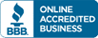BBB Online Accredited Business